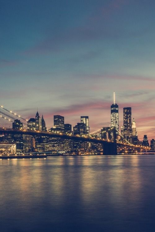 New York at night by winsnap #nyc