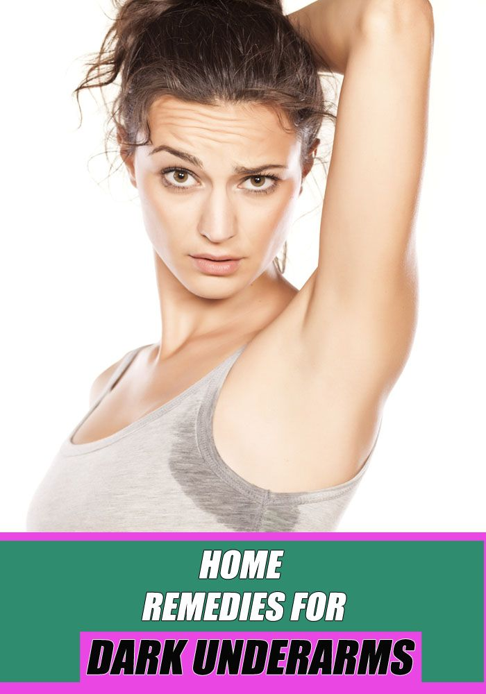 How To Get Rid Of Black Underarms And Neck Naturally