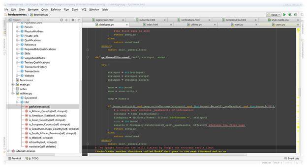 View My Software Development Freelance Profile