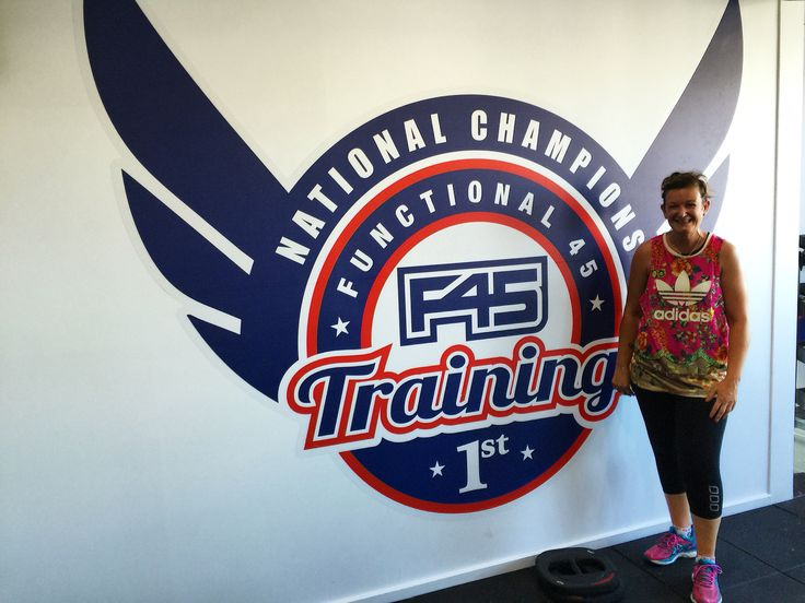F45 port Melbourne world first 2nd studio love this place