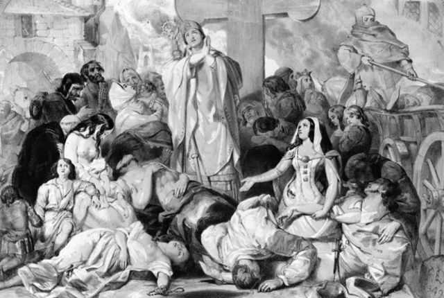 15 Historic Diseases that Competed with Bubonic Plague | Mental Floss