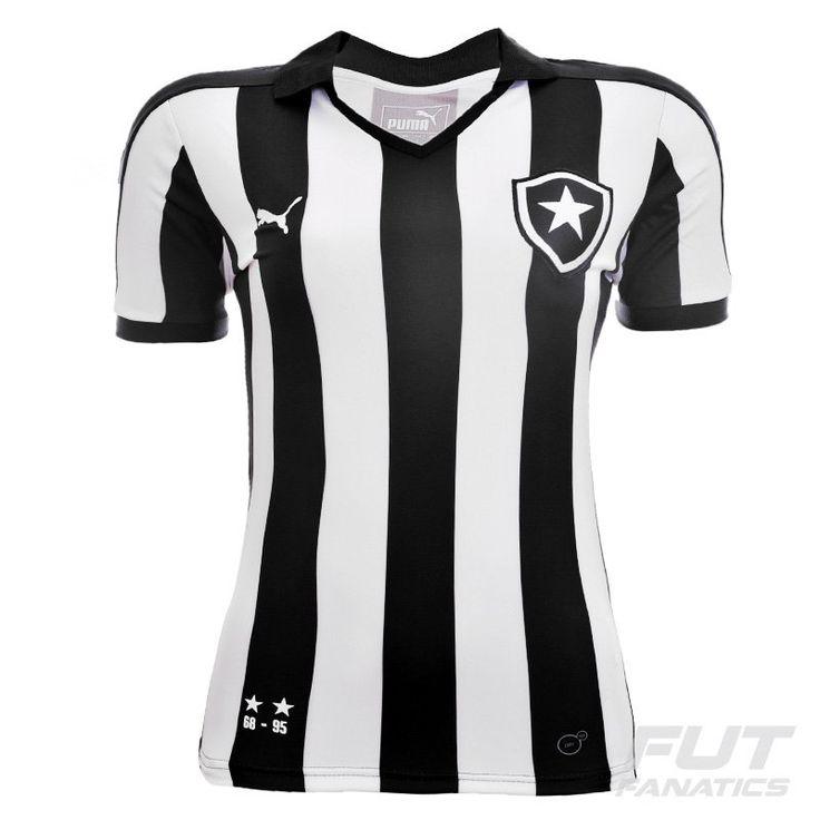 BOTAFOGO F.R. camisa 2015 feminina