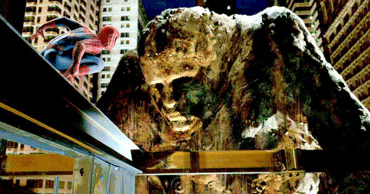 'Sinister Six' Details; Sandman Compared to Godzilla -- Director Drew Goddard wanted to have Tom Hardy play Sandman in 'Sinister Six', describing the character as Godzilla. -- http://www.movieweb.com/sinister-six-movie-story-sandman-tom-hardy
