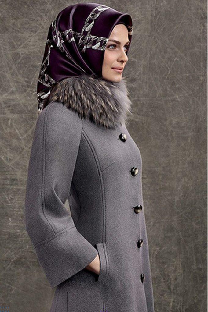Armine Tuylu Kaban Modelleri Islami Moda Mutevazi Kiyafetler Moda