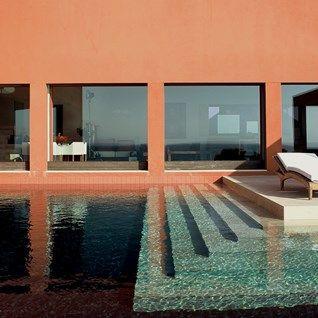 Windows on the pool