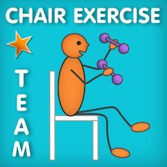 Chair Exercise Team SparkTeam