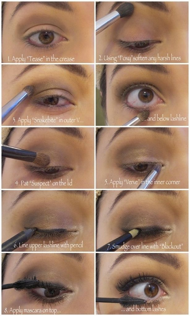 Tutorials met Urban Decay Naked 2 palette | Mascha's Beautyblog - Beautygloss.nl