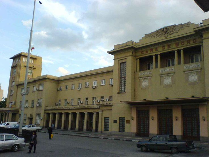 Noordstation, Boekarest - Roemenië