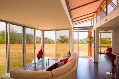 But it has million dollar views. | 23 Surprisingly Gorgeous Homes Made From Shipping Containers