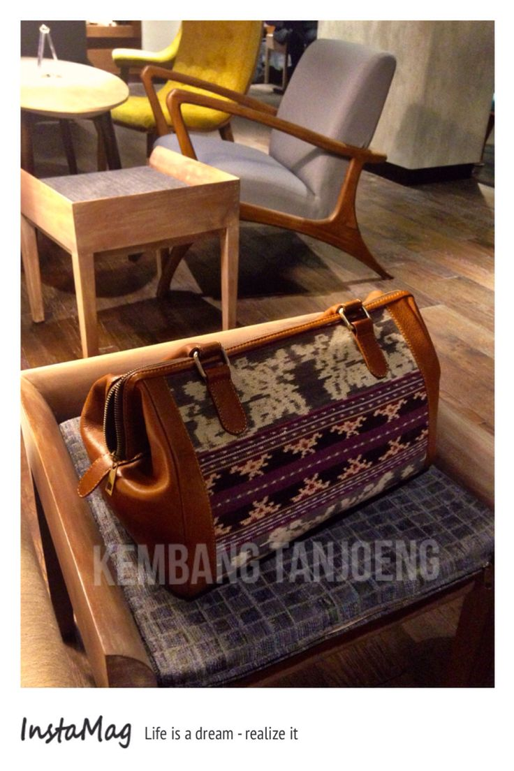 My latest collection: Nusa bag ❤️ Copyrights Vivi Kembang Tanjoeng