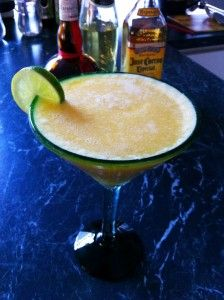 Thermomix Mango Margarita