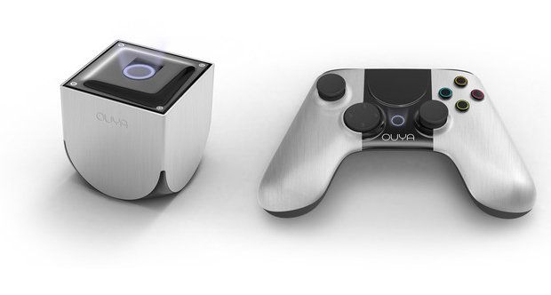 Ouya #ouya #videogame #consola #android