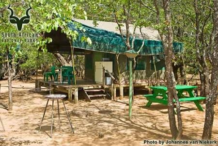 KNP - Letaba - Tented Camp