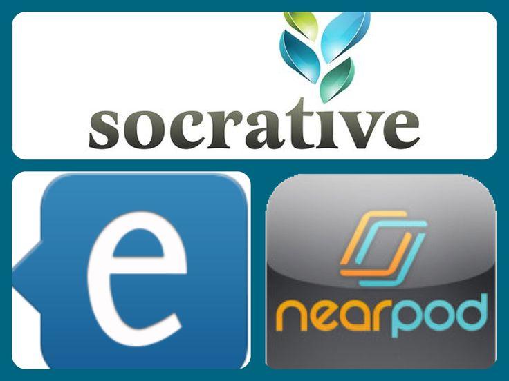 Testing: What apps make it easy? Socrative, Edmodo and Nearpod