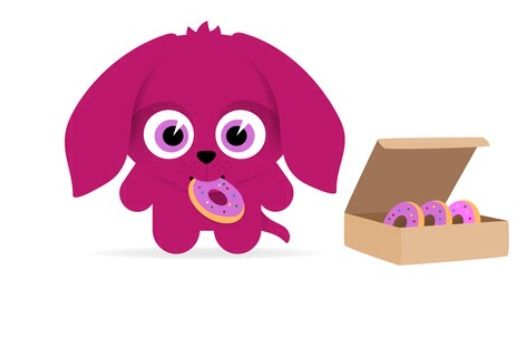 Doggy and donuts