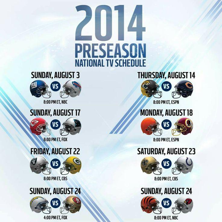 Can't wait!! #football #preseason #2014