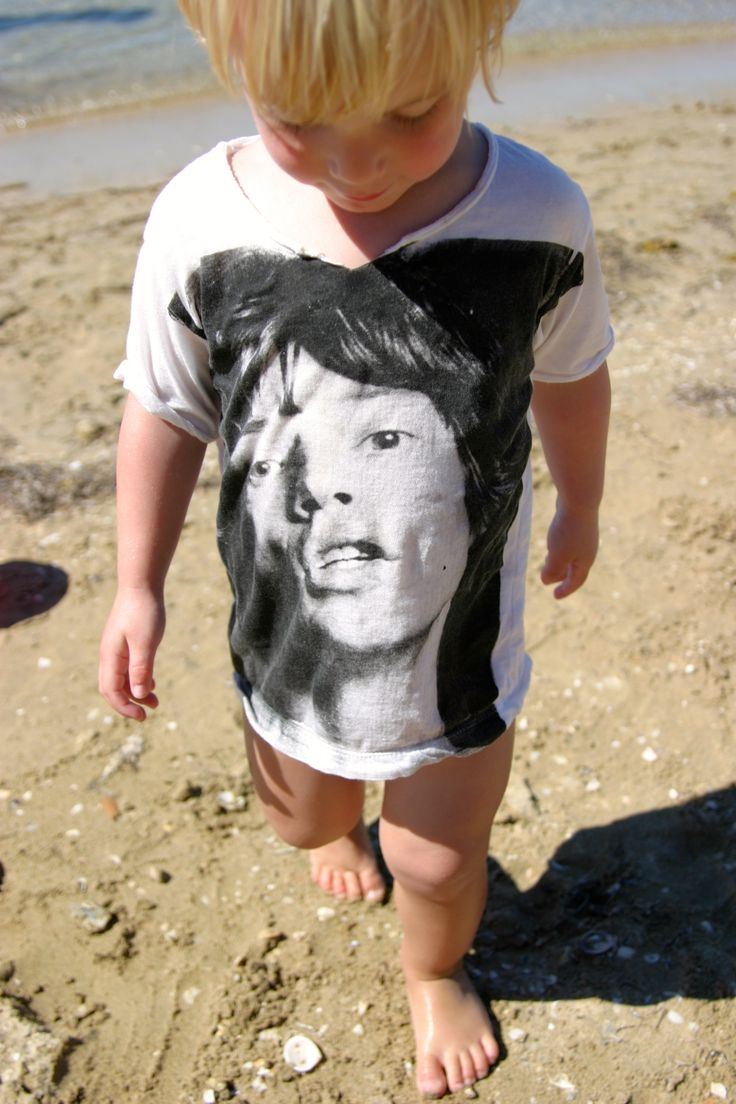 Jaggers coming to town.... get your kids into a super hot Jagger Tee.  www.4angels.com.au
