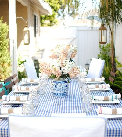 French-inspired baby shower