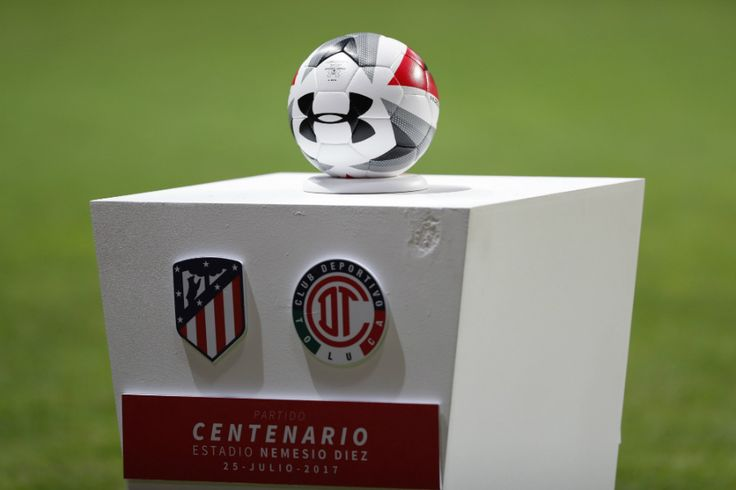 • Toluca y Atlético de Madrid empataron sin goles en partido del centenario de los Diablos; Griezmann y Sinha robaron cámara en el Nemesio Diez.