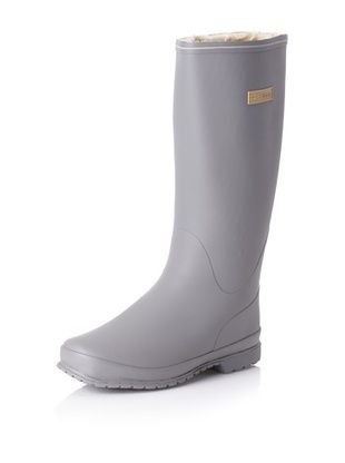 71% OFF Tretorn Women's Kelly Vinter Rainboot (Charcoal Gray)
