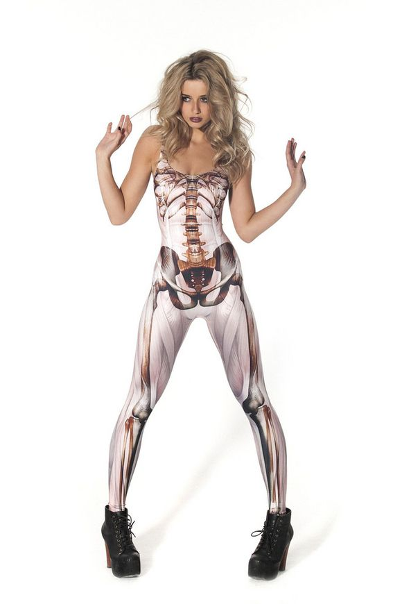Black Milk body-would be sweet for Halloween