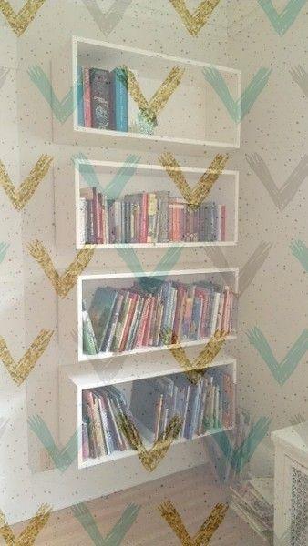 6 Astounding Unique Ideas: Thin Floating Shelves W…