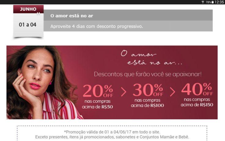 rede.natura.net/espaco/KELLYSANTOS  DE 01 à 04/06