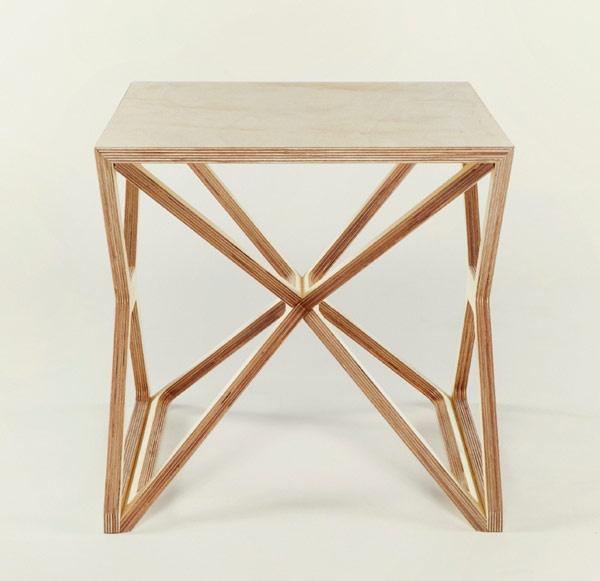 Frame Table by Gustav Düsing