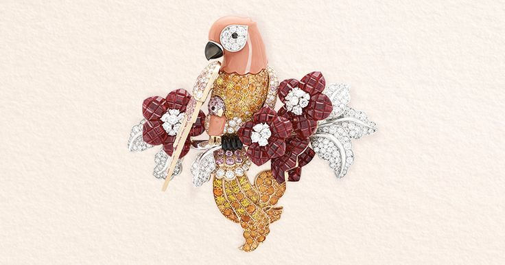 Discover the new High Jewelry collection Le Secret, by Van Cleef & Arpels