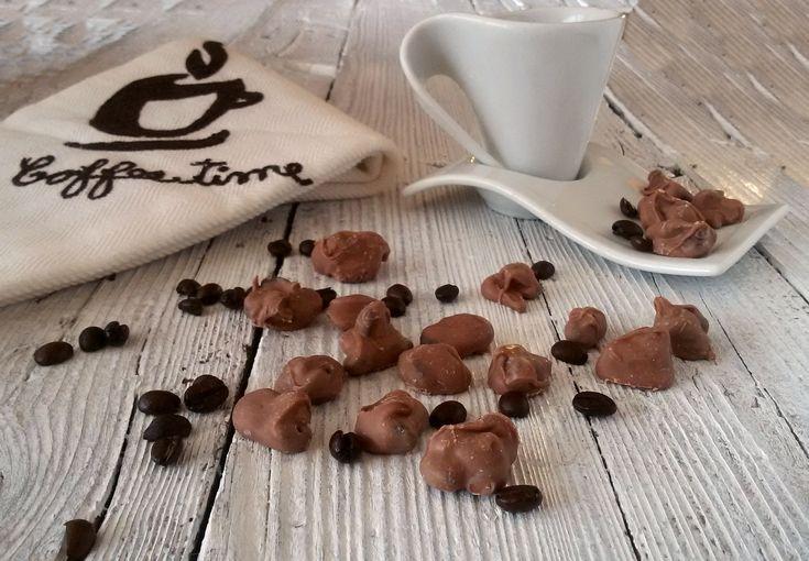Pepite ciocco caffe, dolcetti anche per decorazioni