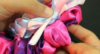 Make a Bow for a Wreath