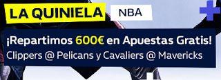 el forero jrvm y todos los bonos de deportes: william hill 600 euros en premios nba