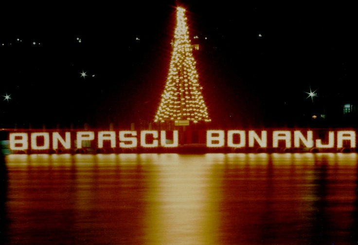 Bon Pascu Bon Anja on Waaigat bay (1978)