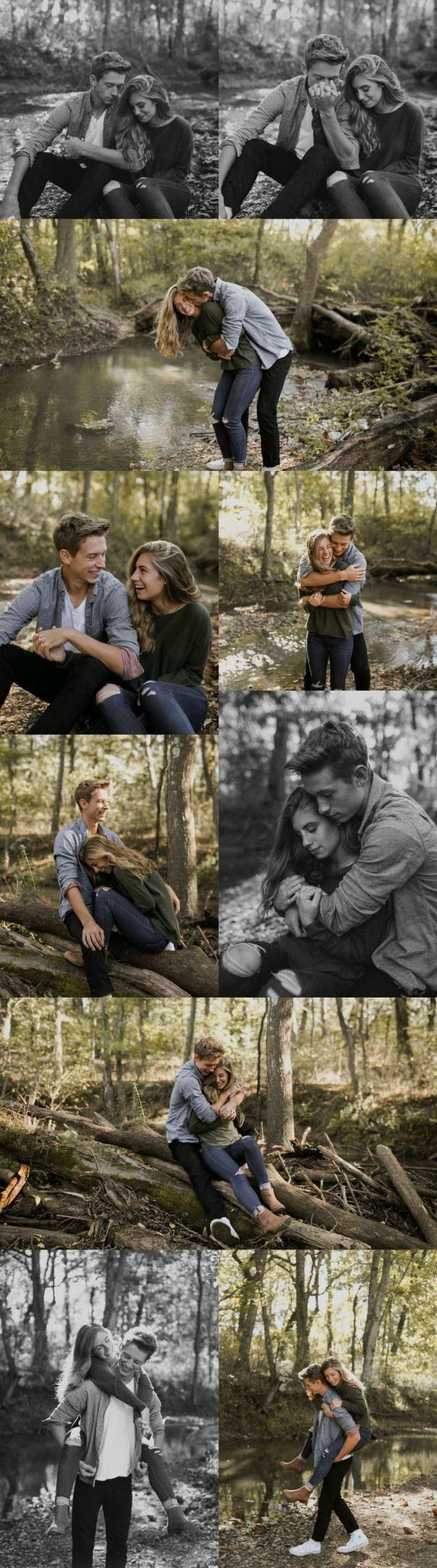 Get Great Engagement Photos   – Couple Photography Idea