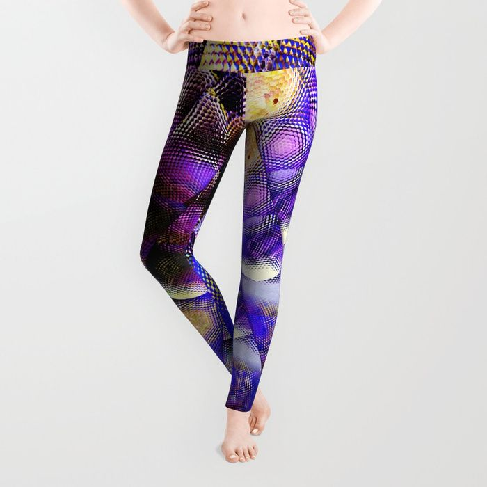 Buy colorful snk triangles Leggings by haroulita. Worldwide shipping available at Society6.com. Just one of millions of high quality products available. #legging #society6 #ultraviolet #pantone #purple #fashion #fashionblogger
