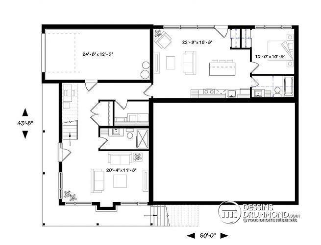 Comment dessiner un plan de maison fantaisie dessiner for Tracer un plan de maison