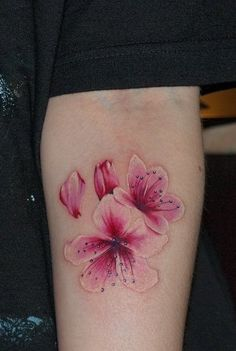 mulan flower tattoo - Buscar con Google