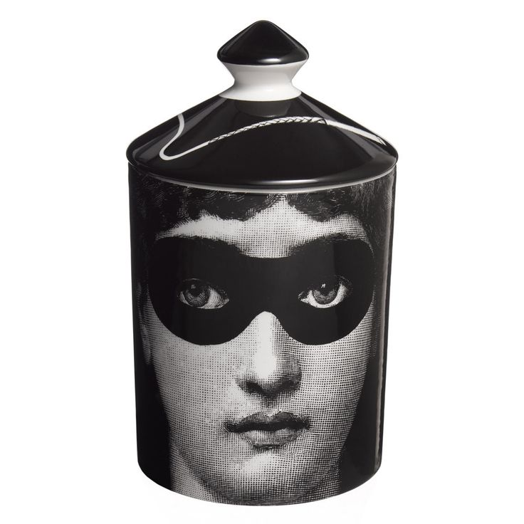 Discover the Fornasetti Scented Candle - Burlesque at Amara