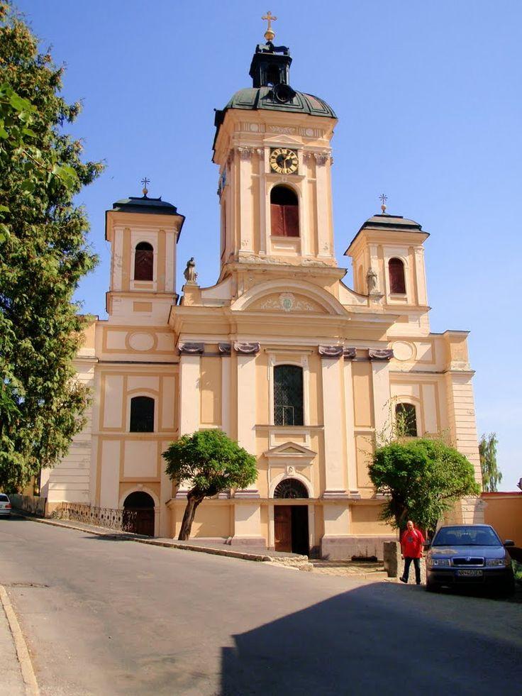 Parrish church Banska Stiavnica