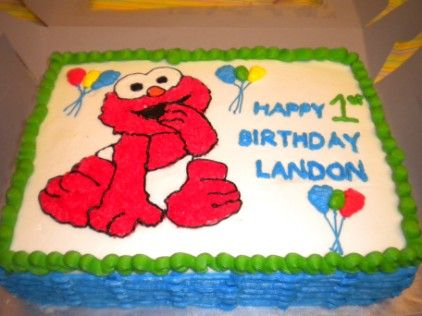 17 best Abels 1st bday images on Pinterest Elmo world Elmo and