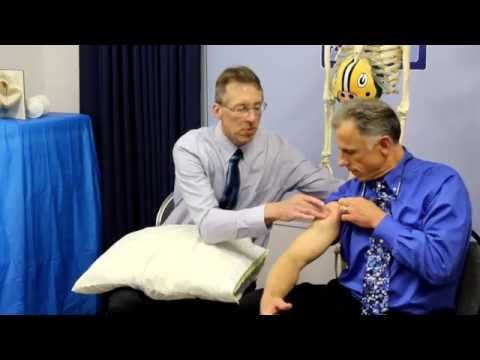 ▶ Top Treatment For Bicep Tendonitis (Physical Therapy DIY) - YouTube