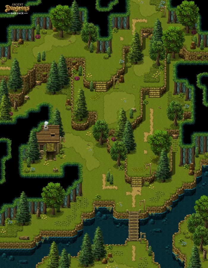 Candacis' Resources and Map-Design | RPG Maker Resources