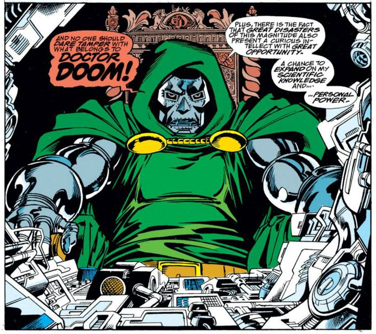 Image result for Doctor doom