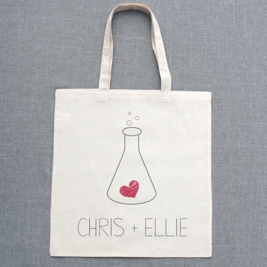 @Katie Smith I think you need a reason to have this! Totally reminds me of you and Dustin. (The GOOD kind of chemistry:))