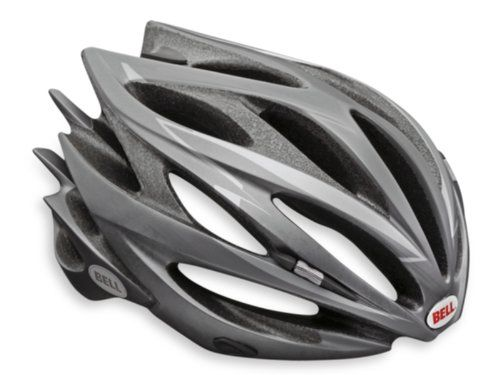 https://www.bukalapak.com/p/sepeda/outwear/helm-topi/oyx4-jual-bell-sweep-helmet-size-m-55-59cm-matte-titanium  Bell Sweep Helmet One of the most popular and winning helmets on both the road and mountain bike circuits, the Sweep features Bell's top-of-the-line Twin Axis Gear (TAG) fit system. With 20 functional vents actively channeling airflow over the head and out the rear, it's easy to see why the Sweep is a racer favorite.