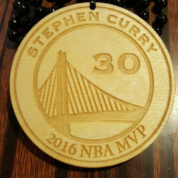Check out this item in my Etsy shop https://www.etsy.com/listing/274717080/the-stephen-curry-2016-mvp-laser-etched