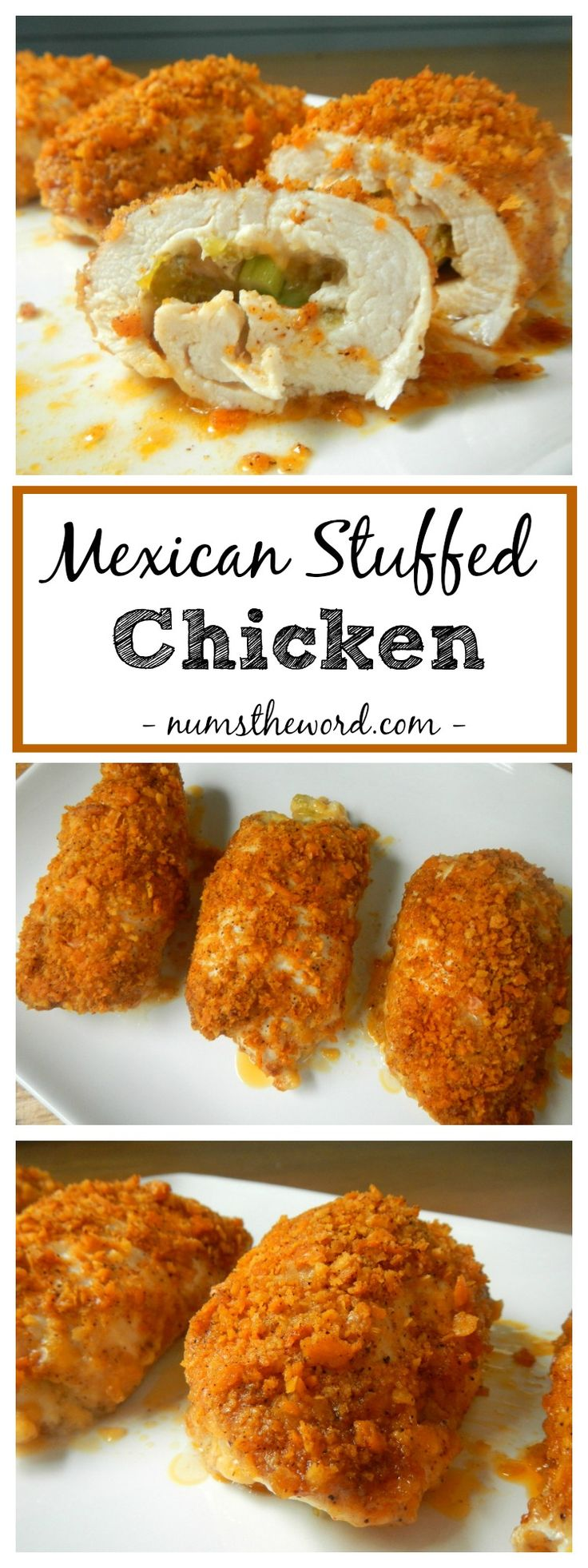 This Mexican Stuffed Chicken is kid approved and perfect for an easy family meal or when company is coming over. Ready in 1 hour from start to finish or make it ahead of time, refrigerate it and bake it when ready! super easy to create and oh so tasty!