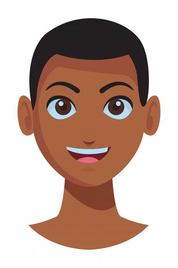 Dibujos Animados De Cara De Hombre Joven Premium Vector Freepik Vector Personas Hombre Dibujos Animados Cara Dibujos Animados Dibujos Cara Hombre