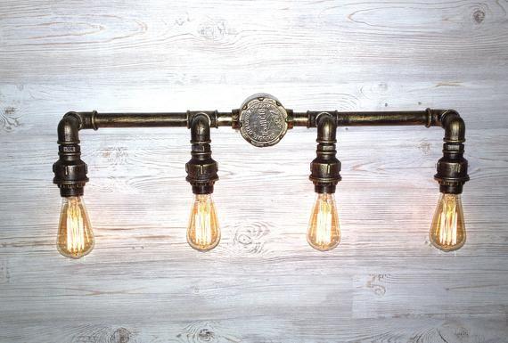 Pin Von Marcel Auf Industrial Steampunk Edison Lampe Design