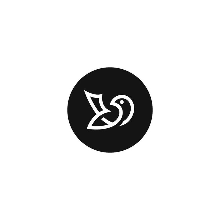 Bird Logo by Kakha Kakhadzen @kakhadzen  logoinspiration.net by logoinspirations